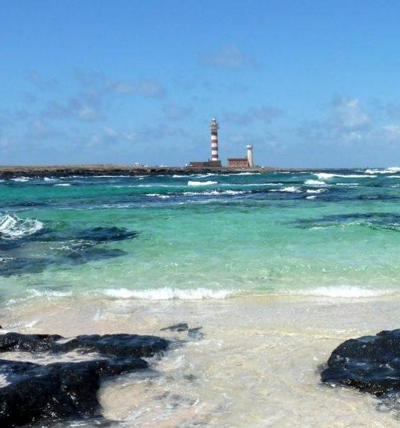 Playa de El Cotillo en Fuerteventura