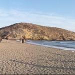 La Playa de Bahía en Mazarrón