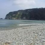 Playa la Concha de Artedo en Asturias
