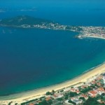 Playa América en Pontevedra