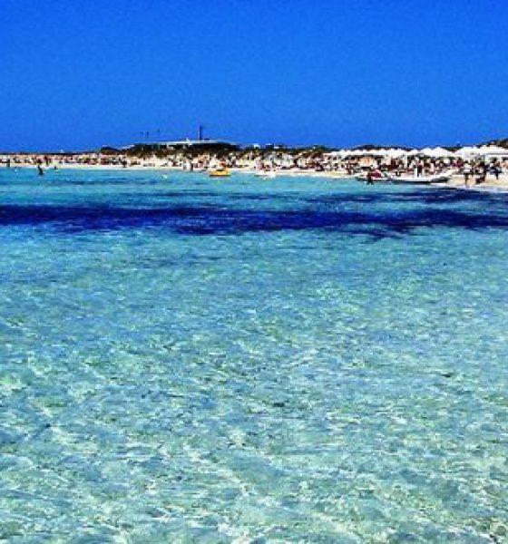 Playa de Migjorn, Formentera, Islas Baleares