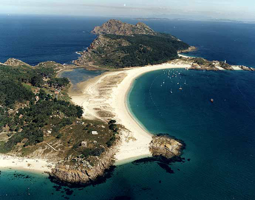 Playa de rodas islas c es pontevedra galicia - Merkamueble en vigo ...