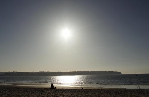 Playa de Miño, A Coruña, Galicia