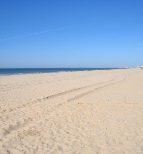 La Playa de la Casita Azul