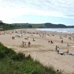 Playa de Oyambre en San Vicente de la Barquera