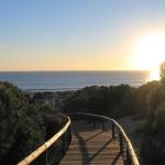 Playa de Los Enebrales en Huelva