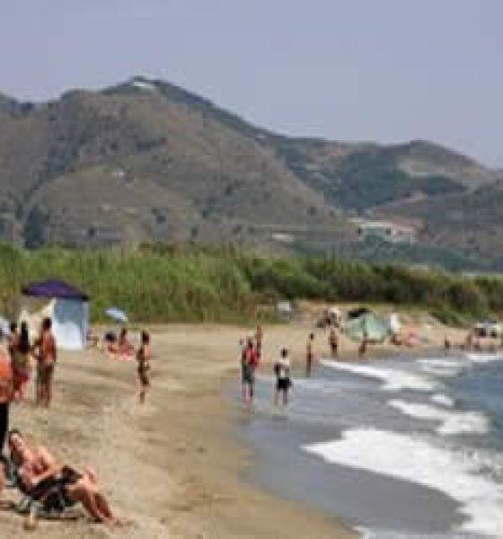 Playa Azucenas en Granada