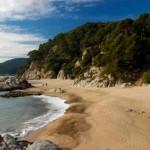 Playa dela Boadella, Lloret del Mar, Girona, Costa Brava