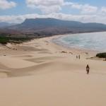 La Playa de Bolonia en Cádiz, simplemente espectacular