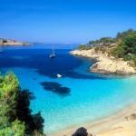 Cala Salada y Saladeta en Ibiza