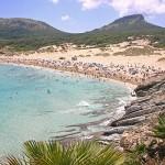 Cala Mesquida en Mallorca