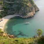 La Playa de La Granadella de Xàbia o Jávea
