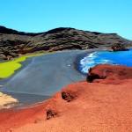 Playa del Lago Verde en Lanzarote