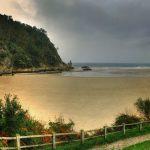 Playa de la Franca en Asturias
