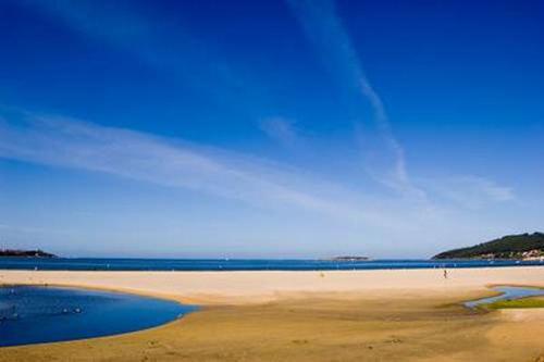 Playa América, Nigrán, Pontevedra