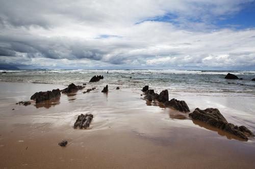 barrika rocas