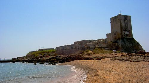 barrosa castillo-de-sancti-petri