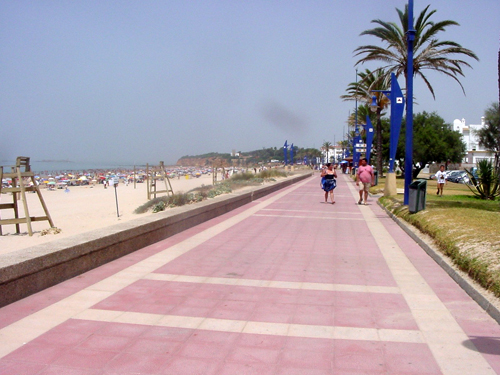 barrosa paseo