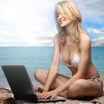 Playas con Wifi en las costas españolas