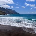 Playas de Taganana en Tenerife