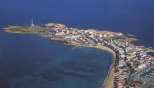 Playa de Levante en Cabo de Palos
