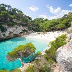 Calas de Macarella y Macarelleta, Menorca