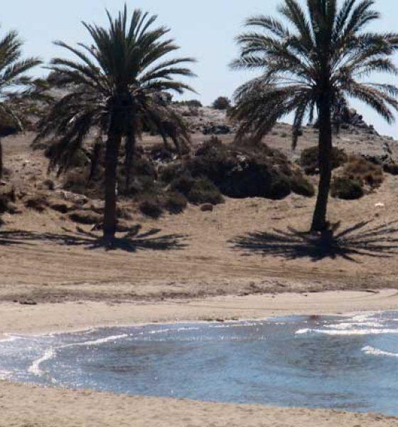 Los Percheles en Mazarrón