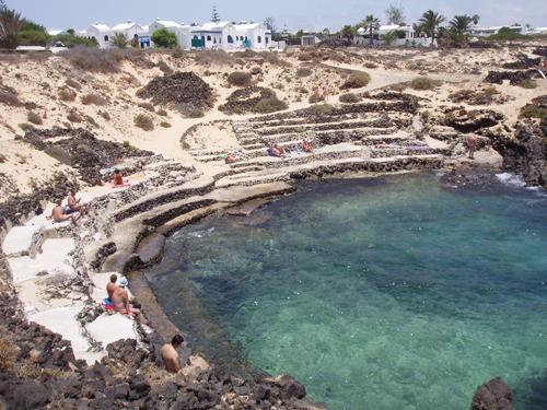 Charco del Palo en Lanzarote