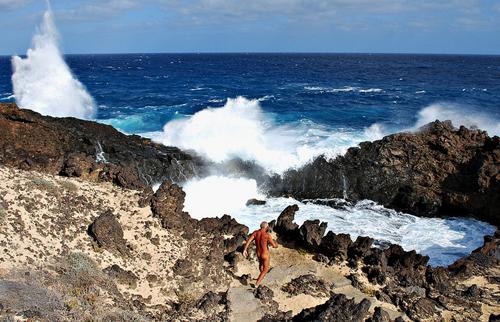 charco del palo olas