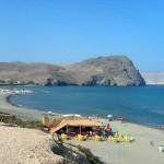 Playa de las Negras en Cabo de Gata
