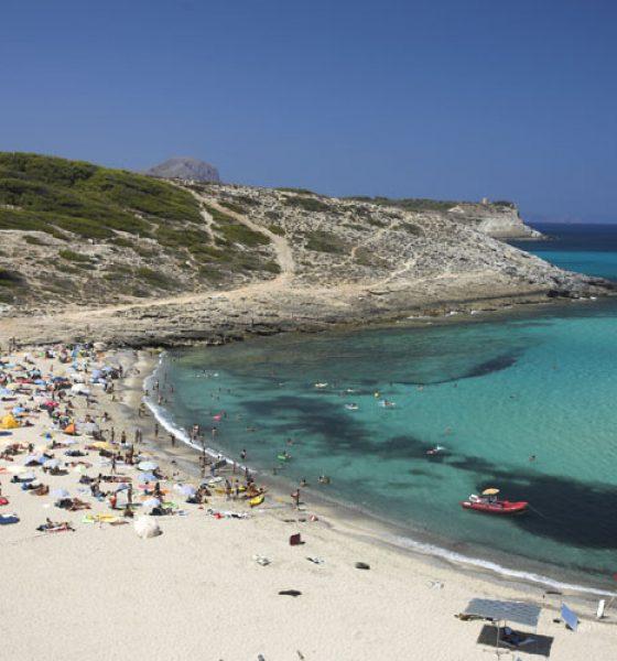 Cala Torta en Mallorca