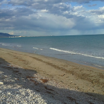 playa nudista Cuartel Vell