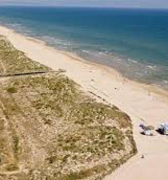 La Playa Ahuir en Alicante