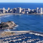 Playa de Morro de Gos en Castellón