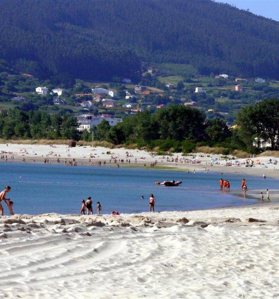 La Playa de la Magdalena en Cedeira