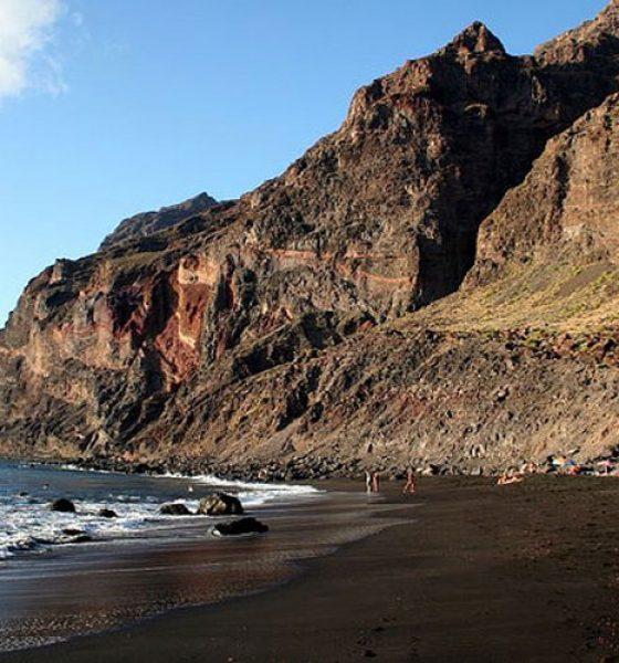 La Playa del Inglés en la Gomera