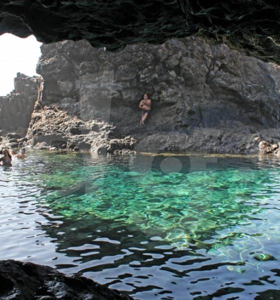 Las mejores playas del Hierro, la Palma y la Gomera