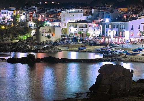Port de Malaspina, Calella de Palafrugell