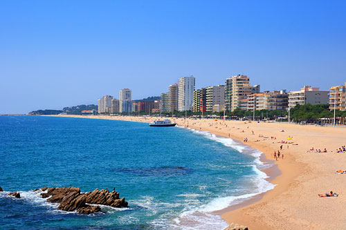 mediterrano costa brava playa de aro