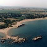 Playa del Portitxol en Cataluña