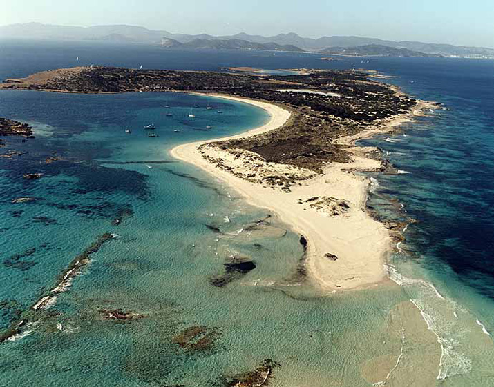 Racó de S'Alga en Formentera