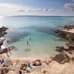 Cala des Mort en Formentera