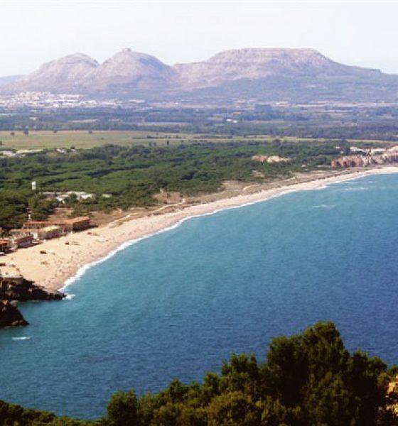 La Playa de Pals en la Costa Brava