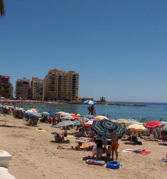 Las Playas de Torrevieja