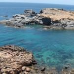 Cala Flores en la Manga del Mar Menor