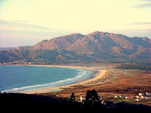 playa de carnota-galicia