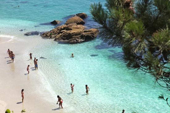 playas galicia espana