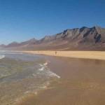 Playa Cofete en Fuerteventura