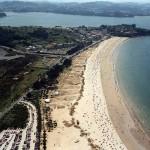 Playa Grande de Miño en la Coruña