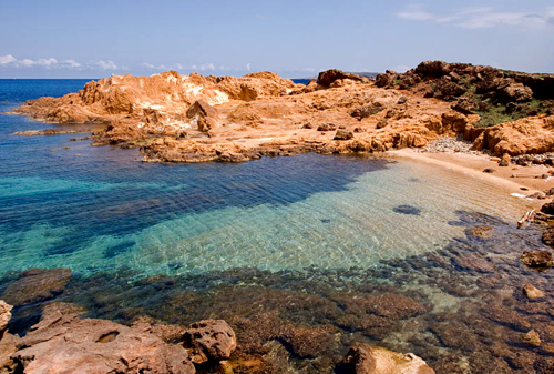 Beaches of Menorca